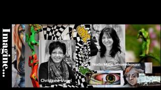Morsbacher Künstlerinnen stellen im Landtag aus