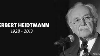 Trauer um Herbert Heidtmann