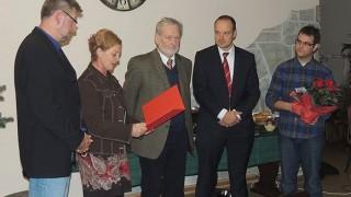 Mitgliederversammlung der SPD Morsbach mit Ehrung langjähriger Mitglieder