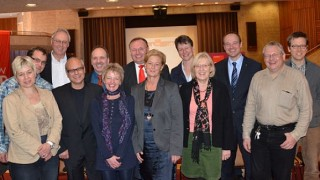 Große Geschlossenheit beim Parteitag der SPD Oberberg